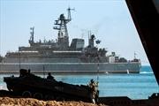 Biển Azov - 'chiến trường' mới của xung đột Nga-Ukraine