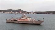 Vùng 5 Hải quân - Vững mạnh toàn diện trên vùng biển đảo Tây Nam của Tổ quốc