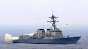Khu trục hạm Mỹ nhằm hướng Biển Đen giữa căng thẳng Nga-Ukraine