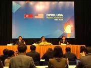 Họp báo Quốc tế về tổ chức HN Thượng đỉnh Mỹ-Triều Tiên: Hà Nội cơ bản hoàn thành công tác chuẩn bị, cam kết đảm bảo an ninh tuyệt đối