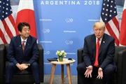 Thủ tướng Nhật không tự đề cử Nobel Hòa bình cho Tổng thống Trump mà được Mỹ yêu cầu