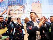Danh hài đắc cử Tổng thống, điều gì xảy ra tiếp theo với Ukraine