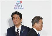 Ngọn lửa âm ỉ đằng sau căng thẳng thương mại Nhật – Hàn