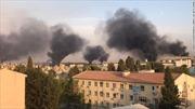 Thổ Nhĩ Kỳ tấn công 181 'cơ sở khủng bố' ở Syria, đánh trúng nhà tù giam IS