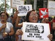 Nhiều nước châu Á phòng ngừa kịch bản xấu, sẵn sàng sơ tán công dân vì xung đột Mỹ-Iran