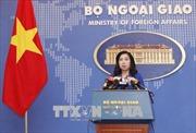 Người Phát ngôn Bộ Ngoại giao: Việt Nam đầy đủ năng lực đăng cai các sự kiện quốc tế lớn