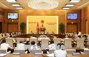 Ủy ban Thường vụ Quốc hội sẽ cho ý kiến lần đầu về dự án Luật Kiến trúc