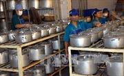 Xây dựng thực đơn cân bằng dinh dưỡng cho hơn 400 trường tiểu học