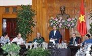 Thủ tướng Nguyễn Xuân Phúc gặp mặt Hội Nạn nhân chất độc da cam/dioxin Việt Nam