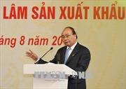 Thủ tướng Nguyễn Xuân Phúc: Đưa chế biến gỗ và lâm sản thành ngành mũi nhọn