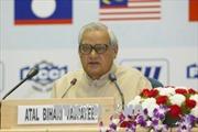 Điện chia buồn nguyên Thủ tướng Ấn Độ Atal Bihari Vajpayee từ trần