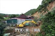 Điện Biên, Hòa Bình và Nghệ An khắc phục hậu quả hoàn lưu bão số 4
