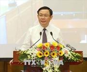 Phó Thủ tướng Vương Đình Huệ: Thành lập hợp tác xã là nhiệm vụ bắt buộc