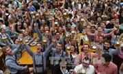 Đơn vị 'Siêu nhận dạng' đảm bảo an ninh cho Lễ hội bia Oktoberfest