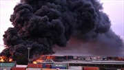 Australia: Thành phố Melbourne chìm trong khói độc vì hỏa hoạn nghiêm trọng