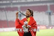 ASIAD 2018: Ngày thi đấu thứ 12 - chờ huy chương điền kinh