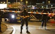 Hà Lan: Tấn công bằng dao tại thủ đô Amsterdam