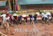Mưa lũ gây nhiều thiệt hại tại các tỉnh Điện Biên, Yên Bái