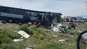Tai nạn giao thông nghiêm trọng tại Mỹ