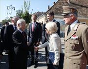 Tổng Bí thư Nguyễn Phú Trọng thăm thành phố Szentendre, Hungary