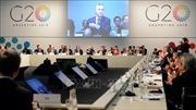 G20 nhất trí thúc đẩy cải tổ Tổ chức Thương mại Thế giới