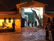 Tù nhân vượt ngục tại Brazil: 6 người tử vong vì ẩu đả, 7 người chết cháy