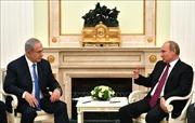 Israel muốn giảm đụng độ với 'Gấu Nga' sau vụ rơi máy bay trinh sát tại Syria