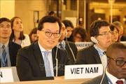 24 nghị quyết được thông qua tại khoá họp thường kỳ Hội đồng Nhân quyền Liên hợp quốc