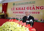 Các công trình nghiên cứu của Học viện Nông nghiệp Việt Nam phải hướng tới 'tam nông'