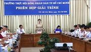TP Hồ Chí Minh: Vẫn còn đùn đẩy trách nhiệm khi giải quyết khiếu nại, tố cáo của công dân