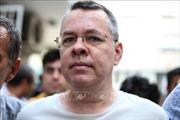 Tòa án Thổ Nhĩ Kỳ xem xét trả tự do cho mục sư người Mỹ A.Brunson