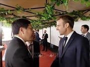 Phó Thủ tướng Phạm Bình Minh phát biểu tại Hội nghị Cấp cao Pháp ngữ 17