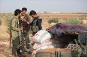 Một số phiến quân rút khỏi khu phi quân sự ở thành phố Idlib của Syria