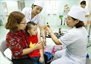 Hà Nội ráo riết ngăn chặn nguy cơ bùng phát bệnh sởi, tay chân miệng