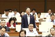 Đại biểu Quốc hội chất vấn Bộ trưởng Công Thương Trần Tuấn Anh nhiều vấn đề 'nóng'