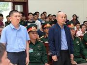 Y án sơ thẩm về hình phạt hình sự đối với Đinh Ngọc Hệ và đồng phạm có kháng cáo