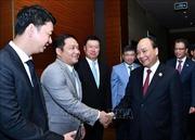 Thủ tướng Nguyễn Xuân Phúc tiếp lãnh đạo nhiều tập đoàn lớn của Trung Quốc