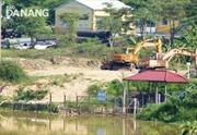 Đề nghị thủy điện ở thượng nguồn sông Vu Gia - Thu Bồn xả nước cung cấp cho hạ du