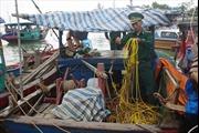 Hàng loạt phương tiện dùng kích điện tận diệt hải sản tại Cửa Lò