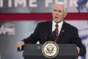 Phó Tổng thống Mỹ Mike Pence sắp công du châu Á - Thái Bình Dương
