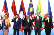 Thủ tướng Nguyễn Xuân Phúc dự phiên họp toàn thể Hội nghị Cấp cao ASEAN 33