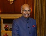 Tổng thống Ấn Độ và Phu nhân thăm cấp Nhà nước tới Việt Nam từ ngày 18-20/11