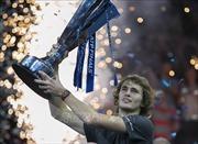 Alexander Zverev - nhà vô địch trẻ nhất trong lịch sử ATP Finals