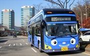 Seoul thí điểm xe buýt chạy bằng hydro