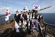 Nhật Bản phản đối nhóm nghị sĩ Hàn Quốc tới thăm quần đảo tranh chấp