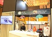 Phở và nem rán Việt Nam tại Lễ hội ẩm thực ASEAN ở Hàn Quốc