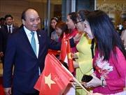 Thủ tướng kết thúc tốt đẹp chuyến tham dự Hội nghị Cấp cao ASEAN lần thứ 33