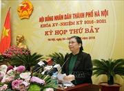 Phó Chủ tịch Quốc hội Tòng Thị Phóng dự khai mạc kỳ họp HĐND thành phố Hà Nội