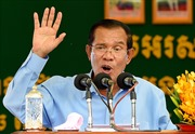 Phát triển quan hệ hữu nghị, hợp tác tốt đẹp Việt Nam - Campuchia