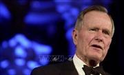 Điện chia buồn cựu Tổng thống George H.W. Bush qua đời
